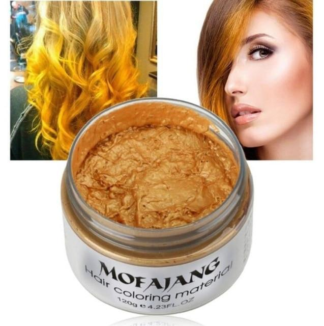 Magic Colour Hair Wax - geniesave