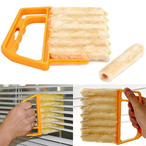 Microfiber Window Cleaning Brush - geniesave