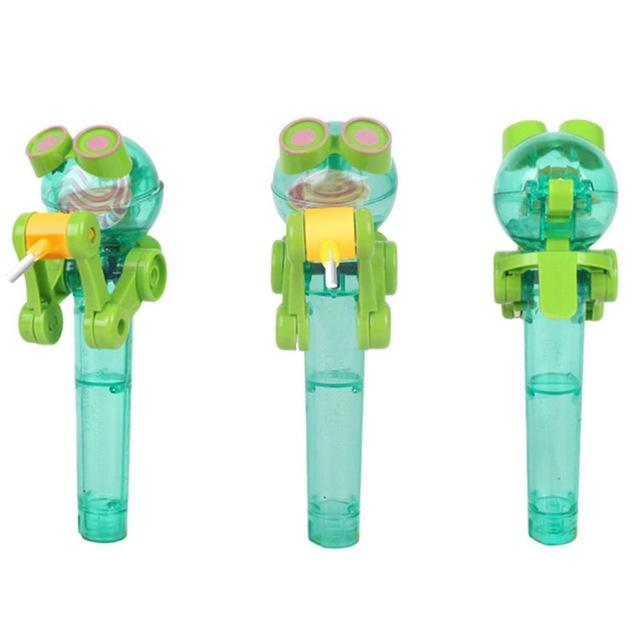 Robot Lollipop Holder - geniesave