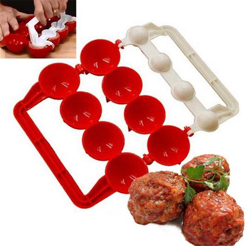 The Mighty Meatball Maker