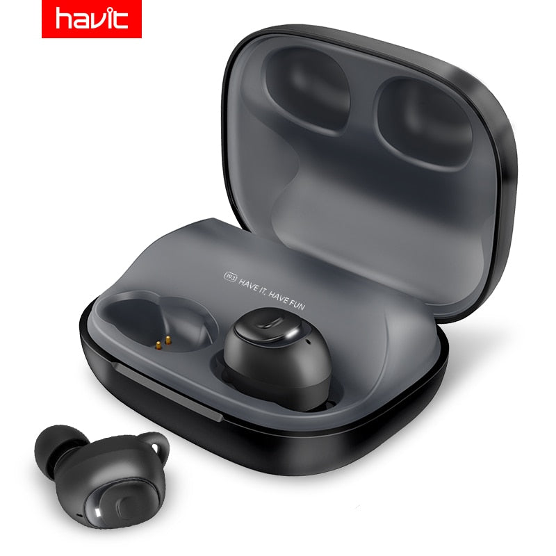 ONLY $44.95 World's Newest Stylish Advanced True Wireless Earbuds