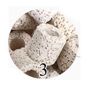 500G Fish Aquarium Filter Bacterial Ball Material - Aquarium Bacterial Building house filter bacteria stuff for aquarium
