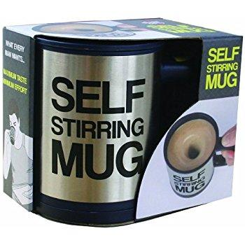 Genie Self Stirring Mug - geniesave