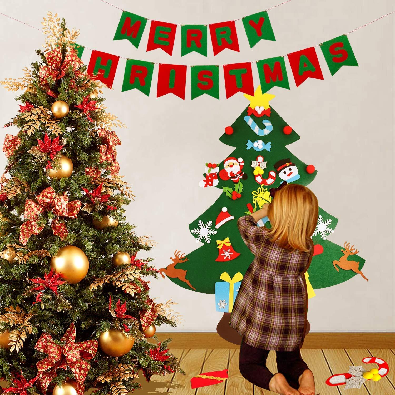 Kids Christmas Tree Kit - 50% OFF - geniesave