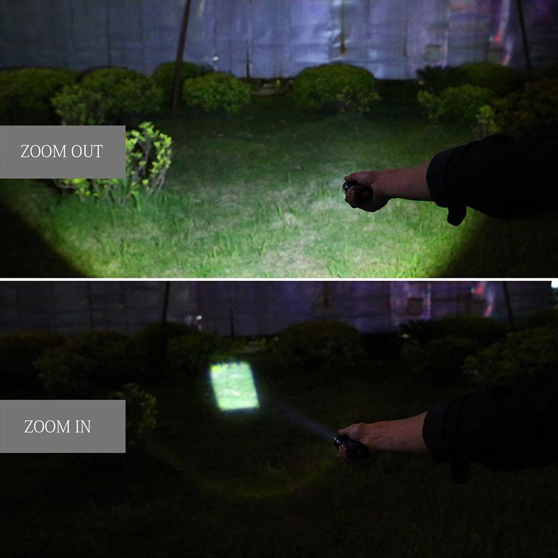 ZoomLight Pro™ Tactical Flashlight - 50% Off Today - geniesave