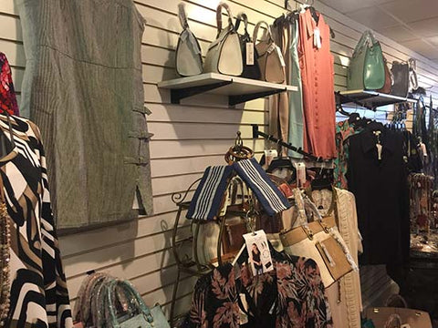 fashion apparel, accessories, and handbags in South Boston VA