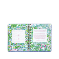 2020-2021 Lilly Pulitzer 17 month Large Agenda