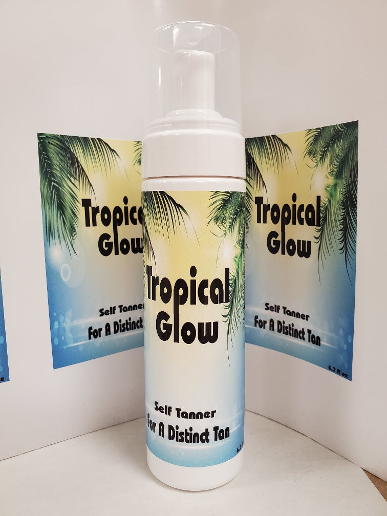 Tropical Glow (Self Tanner)