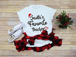 Christmas T-Shirts Santa's Favorite