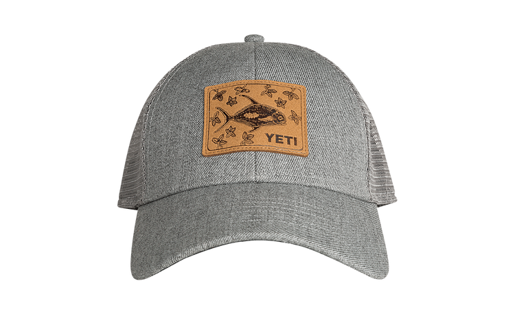 Yeti - Permit in Mangroves Patch Trucker