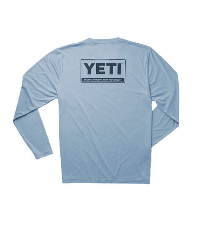 Yeti BillBoard Long Sleeve Sun Shirt