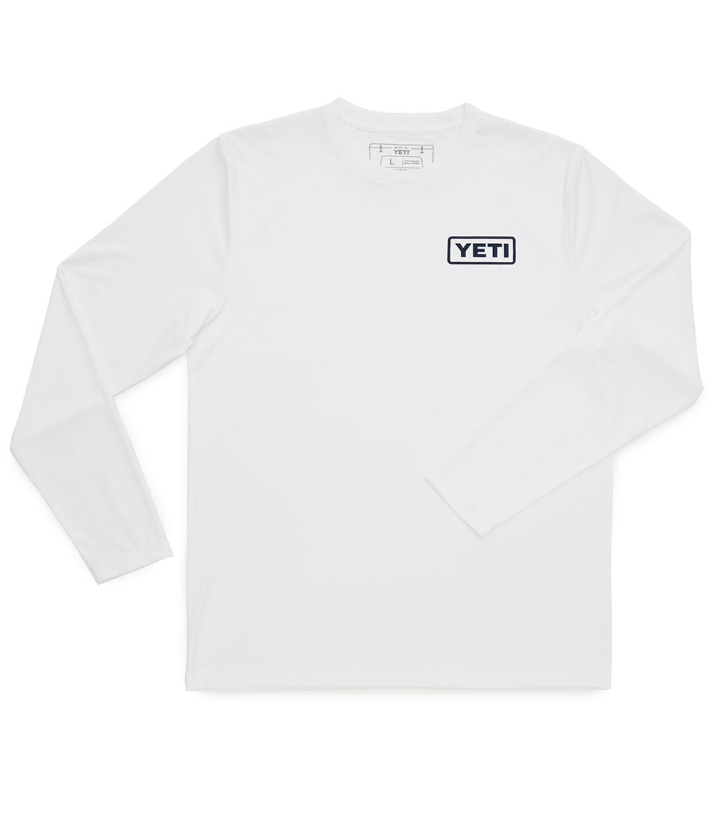 Yeti Long Sleeve Sun Shirt