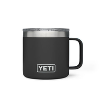 Yeti Rambler 14 oz. coffee mug