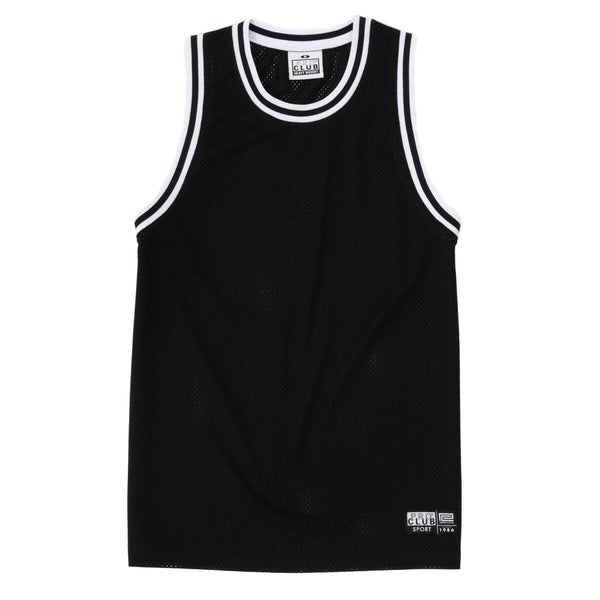 Pro Club Classic Basketball Jersey - BLACK