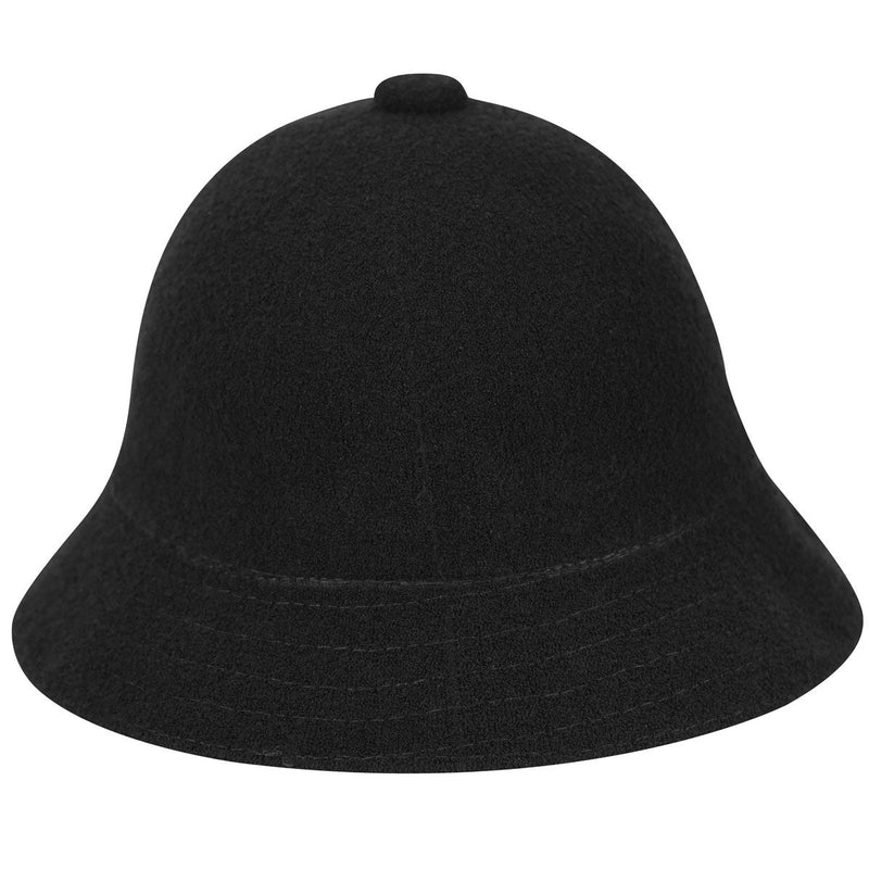 BERMUDA CASUAL HAT - BLACK