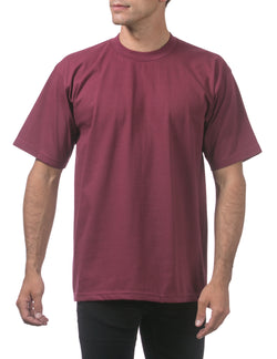 Proclub Men's Heavyweight Short Sleeve Tee - Regular