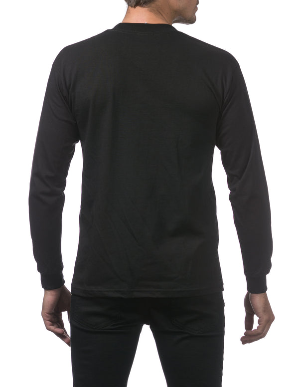 Proclub Heavyweight Long Sleeve Tall Tee
