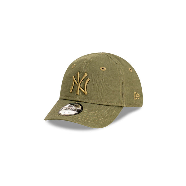 New York Yankees Baby My 1st 9FORTY Cap - OLIVE