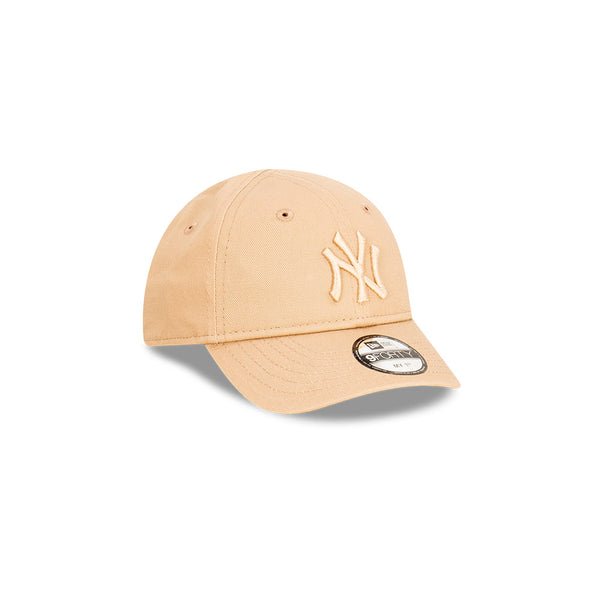 New York Yankees Baby My 1st 9FORTY Cap - KHAKI TAN