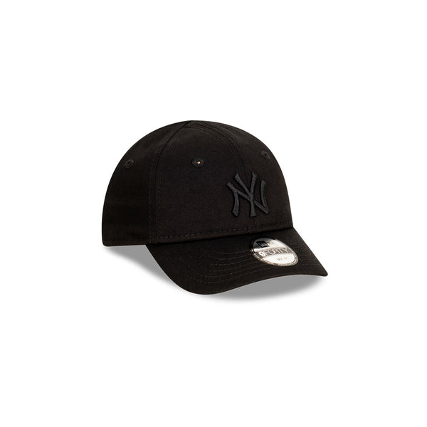 New York Yankees Baby My 1st 9FORTY Cap - BLACK ON BLACK