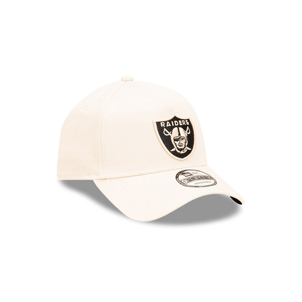 OAKLAND RAIDERS 9FORTY A-FRAME - STONE