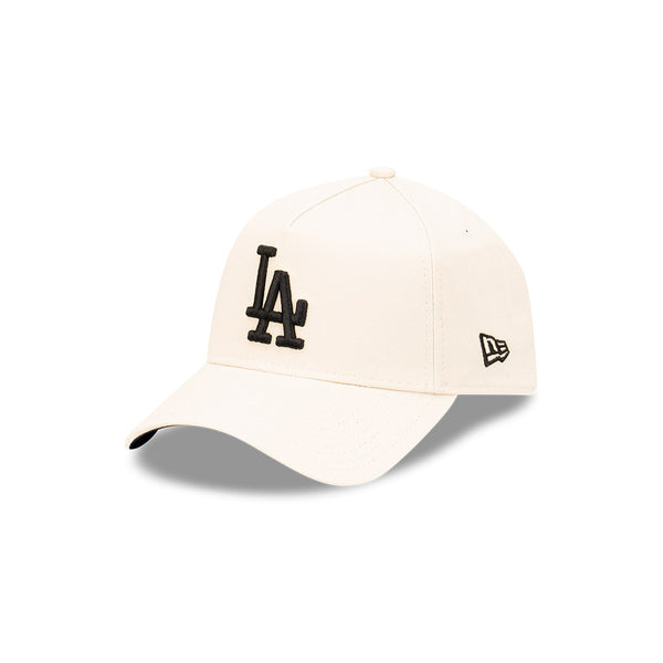 LA DODGERS 9FORTY A-FRAME - STONE