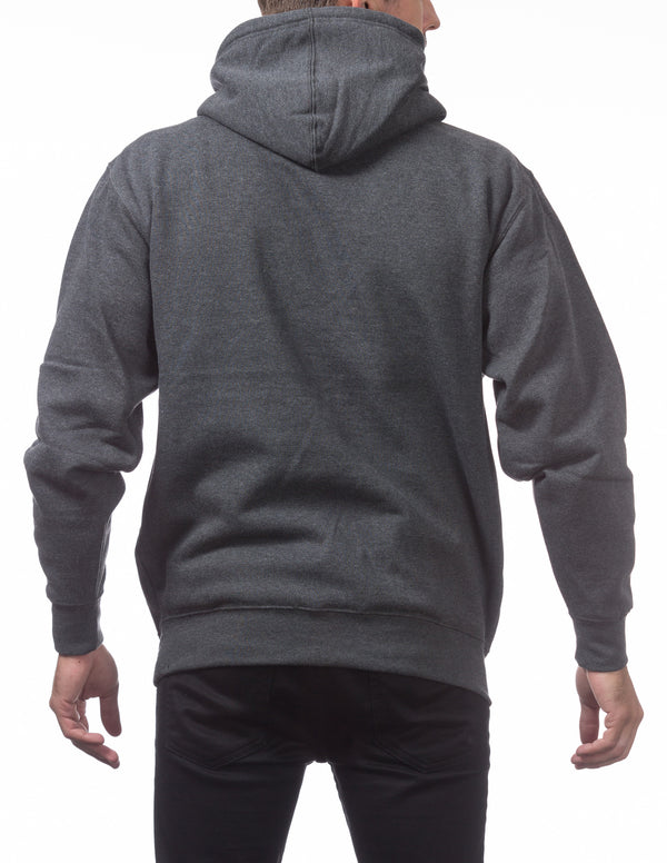 Proclub Heavyweight Pullover Hoodie - CHARCOAL