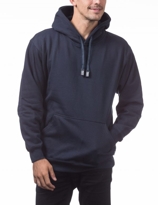 Proclub Heavyweight Pullover Hoodie - NAVY