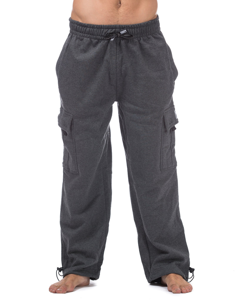 Proclub Heavyweight Fleece Cargo Pants