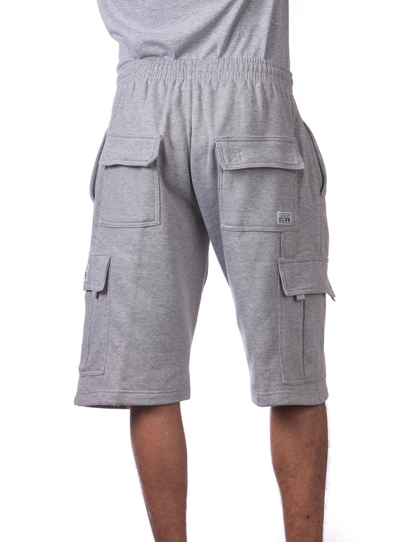 Proclub Fleece Cargo Shorts