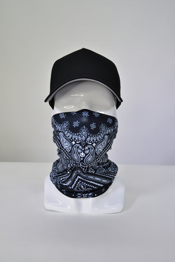 LASTLEVEL PAISLEY SNOOD