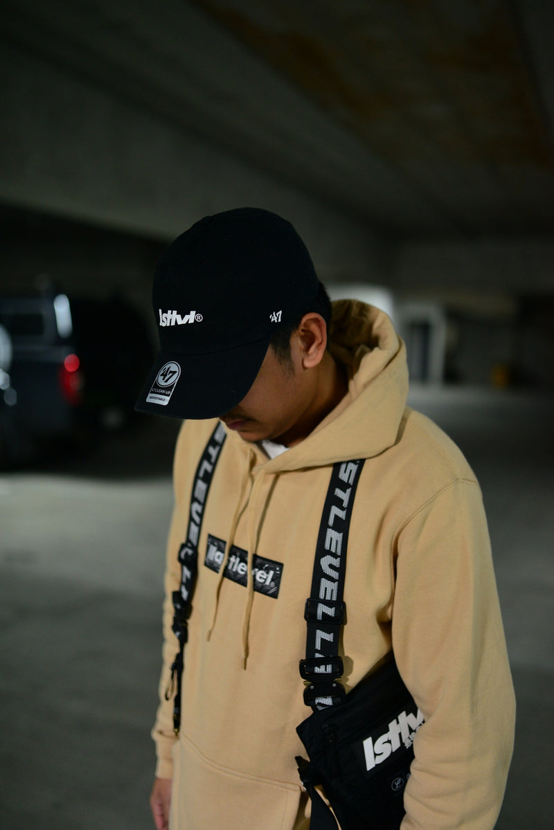 LASTLEVEL  x '47 CLEAN UP DAD CAP