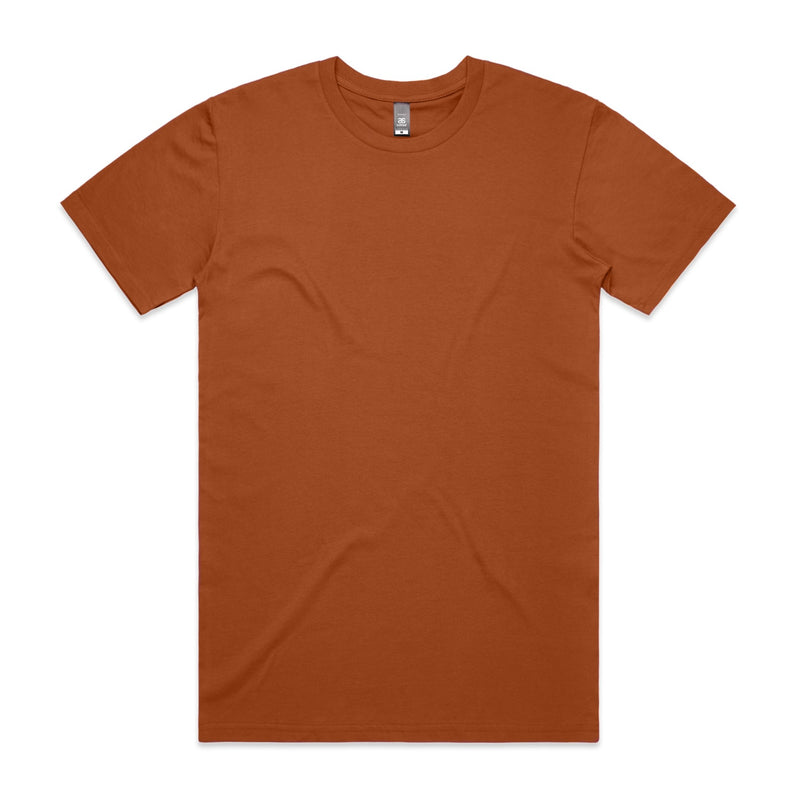 STAPLE TEE - COPPER