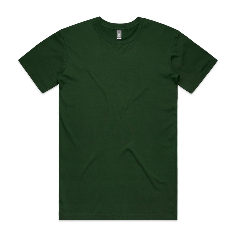 STAPLE TEE - FOREST GREEN