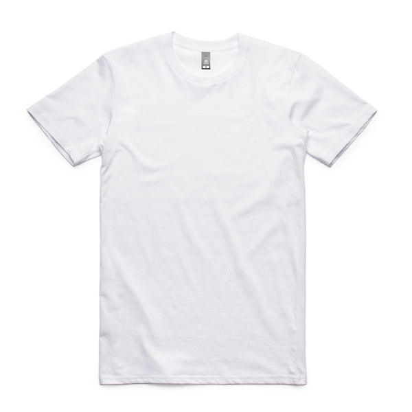 Customizable STAPLE TEE - WHITE