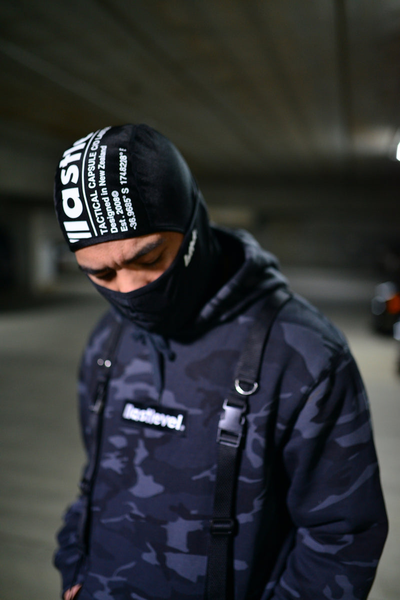 TACTICAL CAPSULE SKI MASK