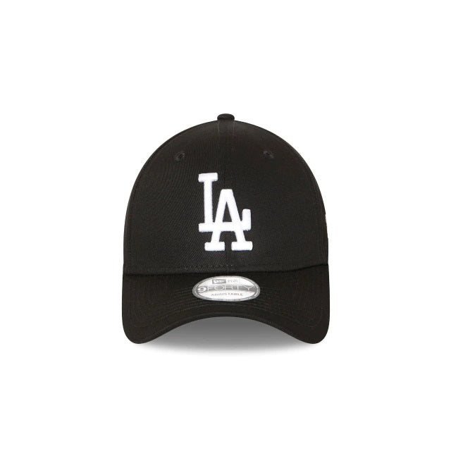 LA DODGERS 9FORTY CS STRAPBACK - BLACK-WHITE