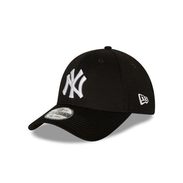 NY YANKEES 9FORTY CS STRAPBACK - BLACK-WHITE