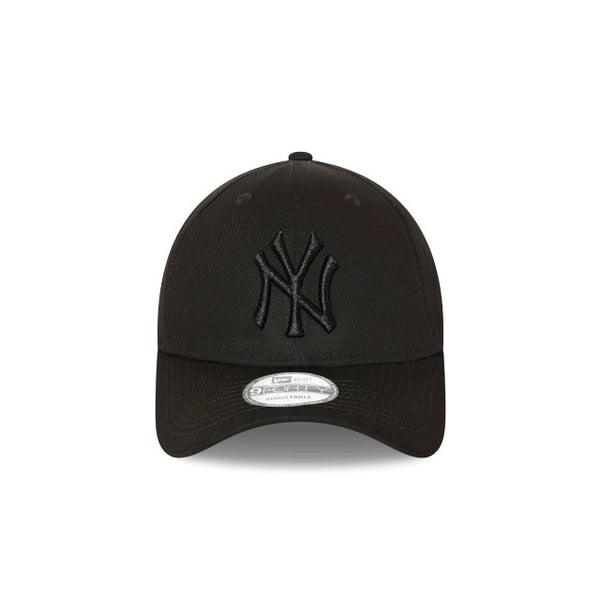 NY YANKEES 9FORTY CS STRAPBACK - BLACK ON BLACK
