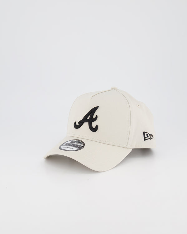 ATLANTA BRAVES 9FORTY A-FRAME - STONE