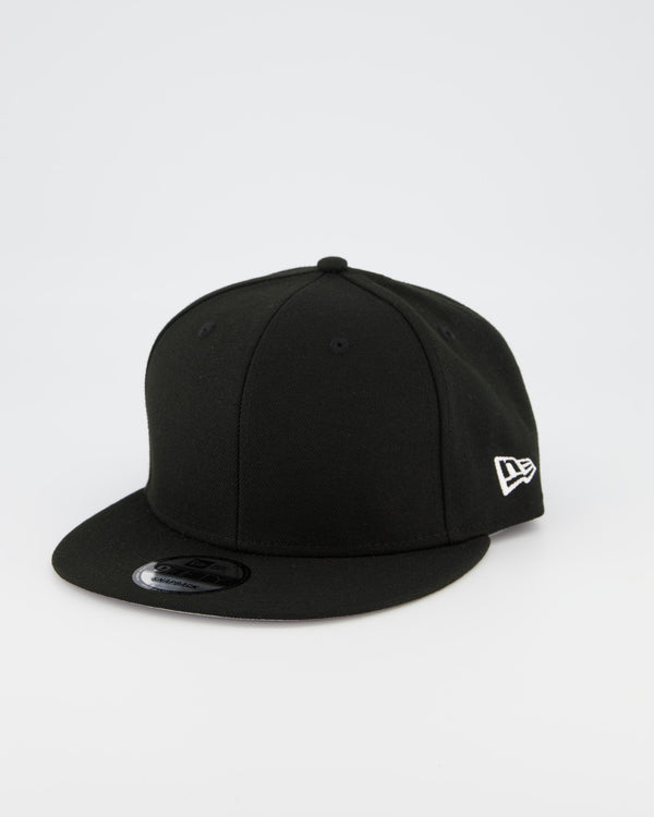 BLANK 9FIFTY SNAPBACK - BLACK