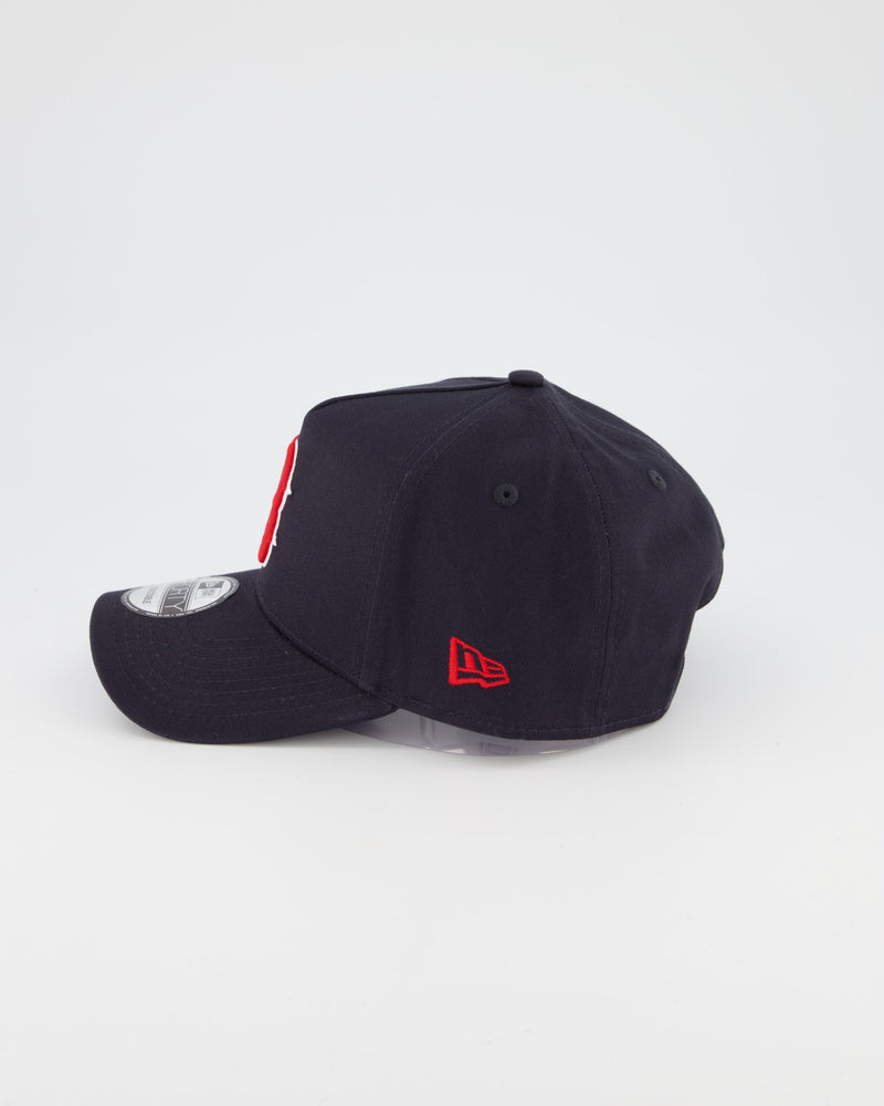 BOSTON REDSOX  9FORTY A-FRAME - OTC NAVY
