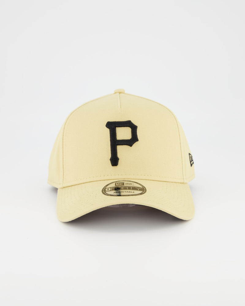 PITTSBURGH PIRATES 9FORTY A-FRAME - VEGAS TAN