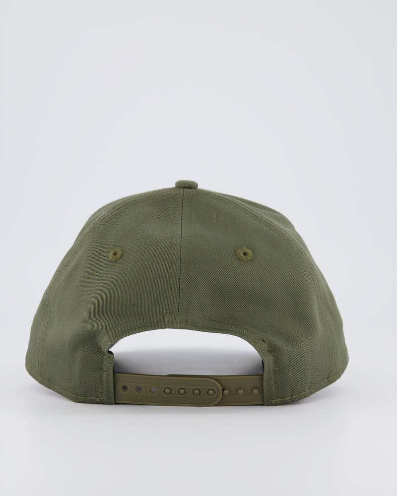 BOSTON REDSOX 9FORTY A-FRAME - OLIVE