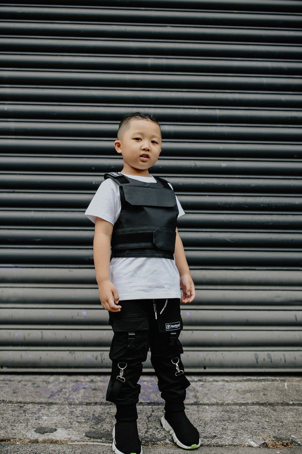 LASTLEVEL KIDS EDITION TACTICAL CAPSULE VEST