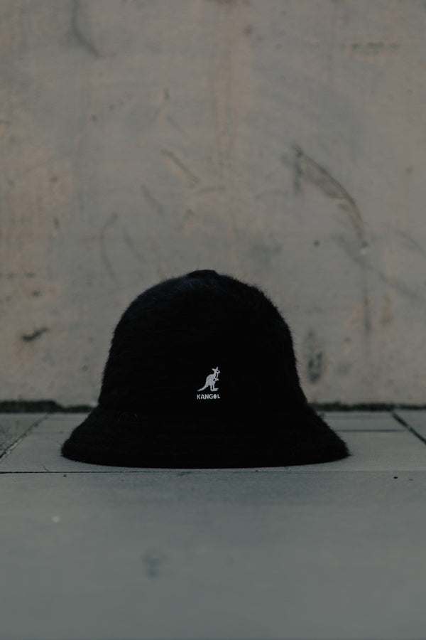 FURGORA CASUAL HAT - BLACK
