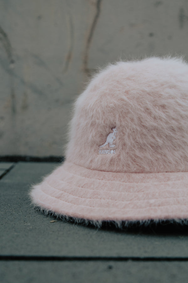 FURGORA CASUAL HAT - PINK DUSTY ROSE