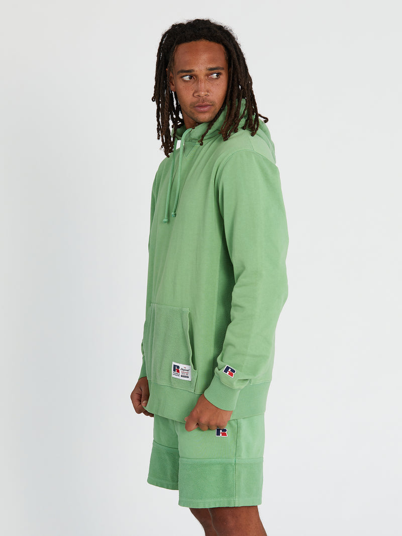 Russell Athletic Eagle R Cactus Hoodie