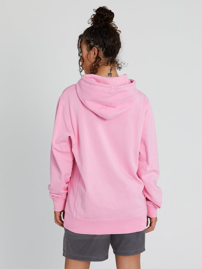 Russell Athletic Eagle R Orchid Hoodie