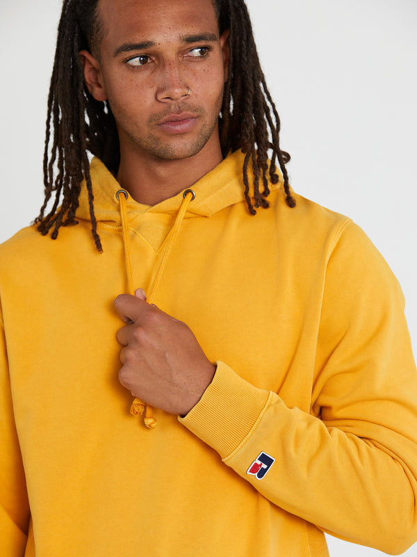 Russell Athletic Eagle R Sulphur Hoodie